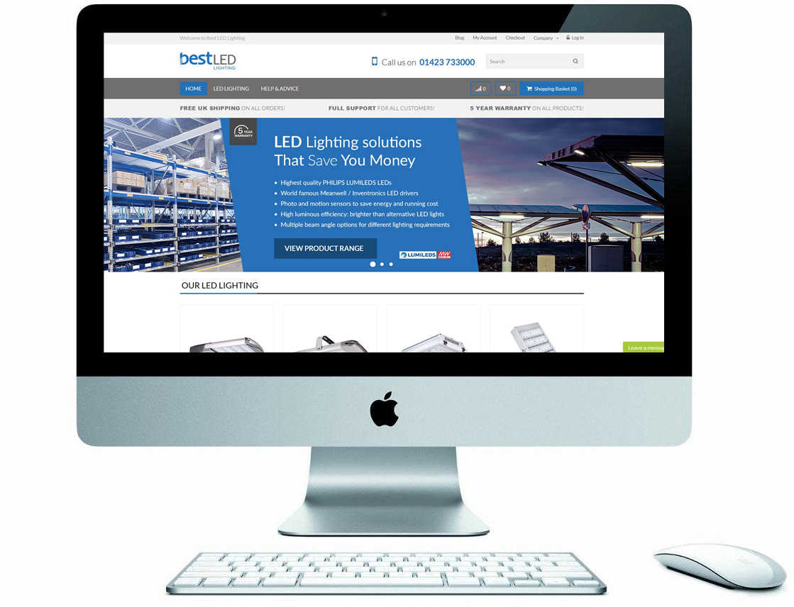 Best LED Lighting Homepage