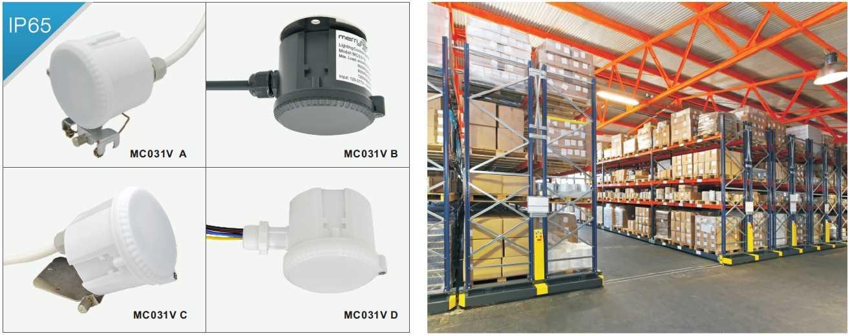 LED Motion Sensors