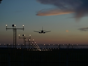 LED airports