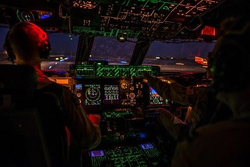 LED aerospace